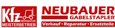 Neubauer Gabelstapler - Verkauf Reparatur Ersatzteile - Gabel-Stapler.at